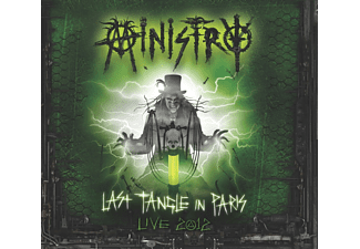 Ministry - Last Tangle In Paris-Live 2012 Defibrillatour [Vinyl]