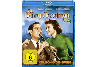 Steve Allen, Donna Reed - The Benny Goodman Story - The King of Swing [Blu-ray]