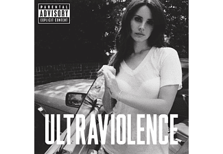Lana Del Rey - Ultraviolence - Limited Deluxe Edition (CD)