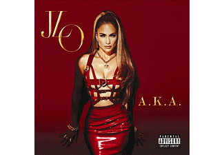 Jennifer Lopez - A.K.A. (Deluxe Edition) (CD)