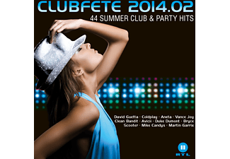 VARIOUS - Clubfete 2014.02-44 Summer Club & Party Hits - (CD)
