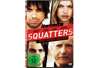 Squatters [DVD]
