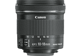 CANON EFS 10-18 IS STM