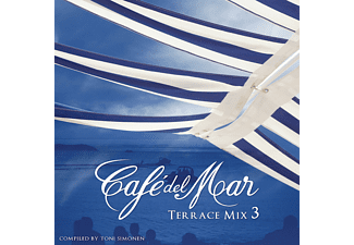 VARIOUS - Cafe Del Mar Terrace Mix 3 - (CD)