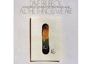 Dave Brubeck - All The Things We Are (CD)