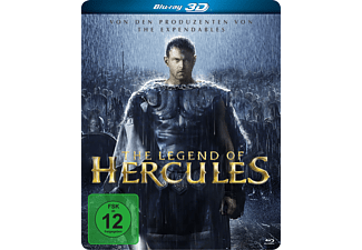 The Legend Of Hercules (Steelbook Edition) - (3D Blu-ray)