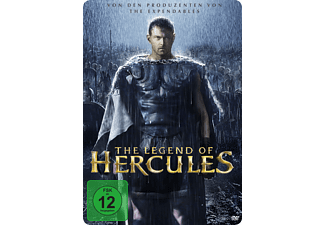 The Legend Of Hercules (Steelbook Edition) - (DVD)