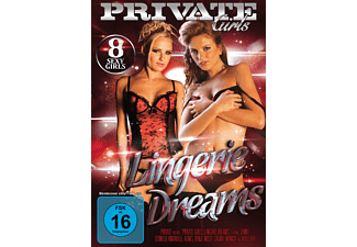 Private Girls: Lingerie Dreams [DVD]