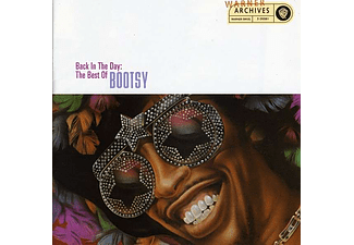 Bootsy Collins - Back in the Day - The Best of Bootsy (CD)