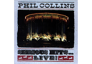 Phil Collins - Serious Hits...Live! (CD)