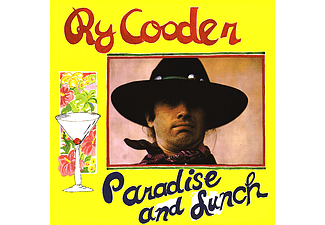 Ry Cooder - Paradise And Lunch (CD)