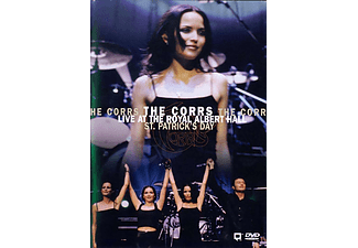 The Corrs - Live at the Royal Albert Hall - St. Patrick's Day (DVD)
