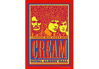 Cream - Royal Albert Hall - London May 2-3-5-6 2005 (DVD)