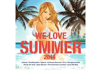 Various - We Love Summer 2014 [CD]