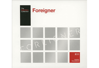 Foreigner - The Definitive Collection (CD)
