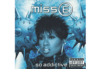 Missy Elliott - Miss E...So Addictive (CD)