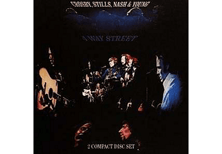 Crosby, Stills, Nash & Young - 4 Way Street (CD)