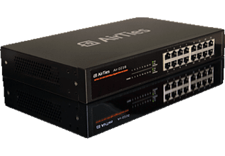 AIRTIES Air 0216 16 Portlu 10/100/1000 Mbps Gigabit Ethernet Switch