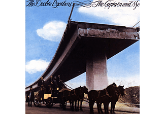 The Doobie Brothers - The Captain And Me (CD)