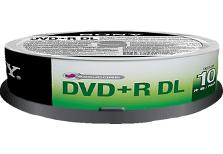 SONY 10DPR85SP DVD+R DL 10er Spindel DVD+R
