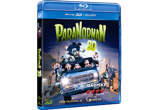 ParaNorman Animation / Tecknat Blu-ray