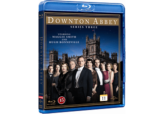 Downton Abbey S3 Drama Blu-ray
