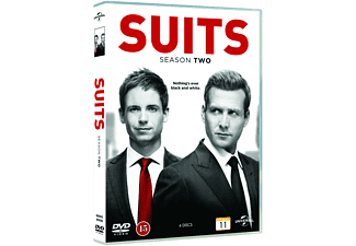 Suits S2 Drama DVD