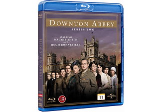 Downton Abbey S2 Blu-ray