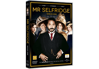 Mr Selfridge S1 Drama DVD