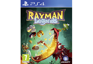 Rayman Legends (PlayStation 4)