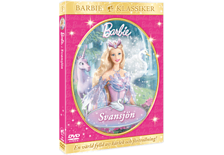 Barbie i Svansjön Barn DVD