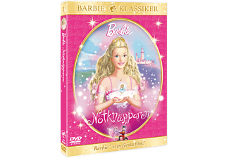 Barbie i Nötknäpparen Barn DVD