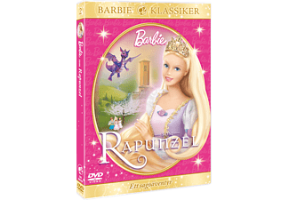 Barbie Rapunzel Barn DVD