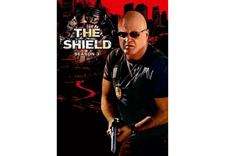 The Shield S3 Drama DVD
