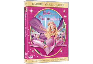 Barbie presenterar Tummelisa Barn DVD