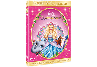 Barbie som Öprinsessan Barn DVD
