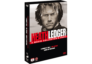 Heath Ledger Collection DVD