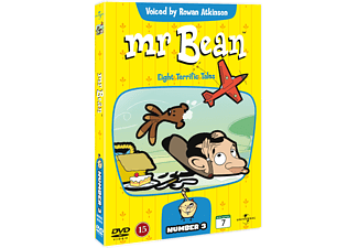 Mr. Bean - The Animated Series: Vol 3 Komedi DVD