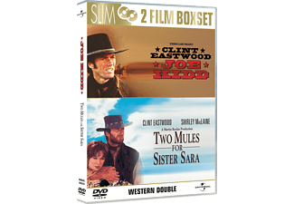 Joe Kidd / Two mules for Sister Sara Actiondrama DVD