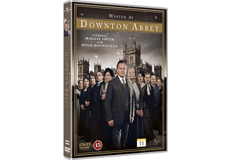 Winter at Downton Abbey Drama DVD