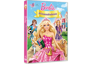 Barbie - Prinsessakademin Barn DVD