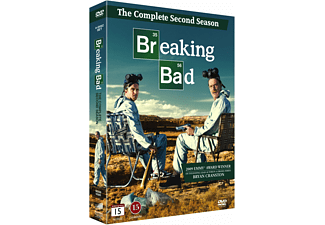 Breaking Bad S2 Drama DVD