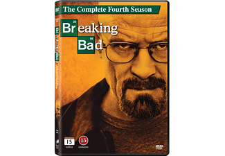 Breaking Bad S4 Drama DVD