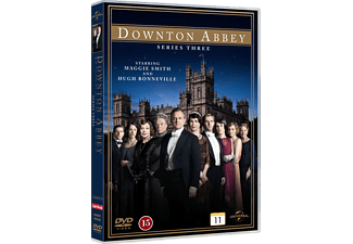 Downton Abbey S3 Drama DVD