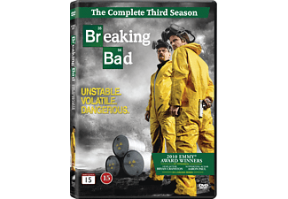 Breaking Bad S3 Drama DVD