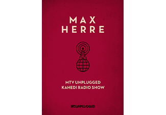 Max Herre - MTV Unplugged Kahedi Radio Show [DVD + Video Album]
