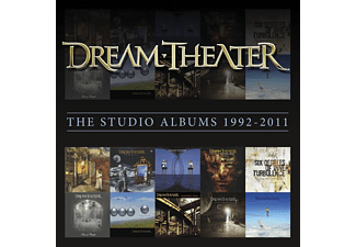 Dream Theater - The Studio Albums 1992-2011 [CD]