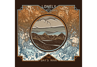 Lonely The Brave - The Day's War [CD]