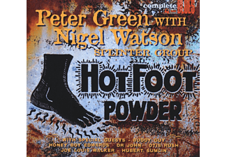 Green, Peter/Watson, Nigel/Splinter Group - Hot Foot Powder - (CD)