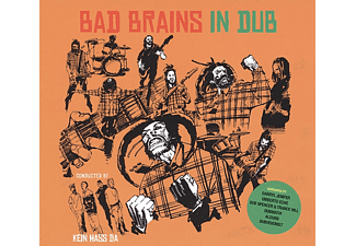 Bad Brains - In Dub (Conducted by Kein Hass Da) - (CD)